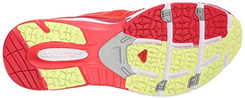 3D da Pink X Running Trail Donna Scream b Scarpe Salomon Flashy da Rot Papaya Lotus x TIEwqpx