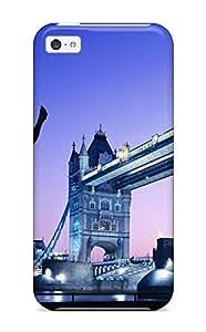 Series Skin Case Cover For Iphone 5c(london Tower Bridge Uk)