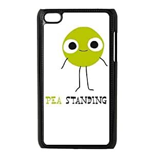 iPod Touch 4 Case Black Pea Standing Up M3G8UB