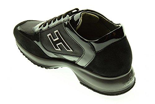 Hogan Women Sneakers Basse Interattive Hxw00n025829kdb999 Nero