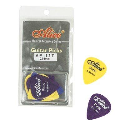 Amazon.com: PUAS BLISTER 12 Unidades 0.58MM AP12058T DERLIN: Musical Instruments
