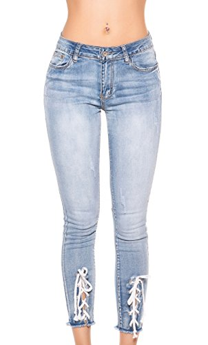 Player Clair Jeans Rose Bleu Femme OqAw0Sw