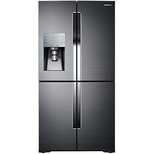 RF28K9380SG Black Stainless Steel 36' Energy Star Freestanding Door in Door, French Door Refrigerator with 27.8 cu. ft. Capacity, (Black Stainless Steel)