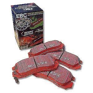 EBC Heck Redstuff Bremsscheiben Schnell Stra/ßen Performance Belag Dp31870c Bremsen Cb8d
