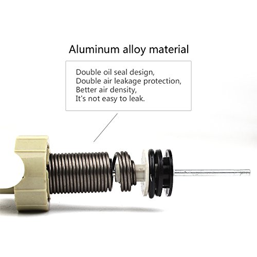 Safety Professional Desoldering Pump - Esste Solder Sucker Desoldering Pump Soldering Iron Removal Tin Bar Tool (L304100) by Esste (Image #2)