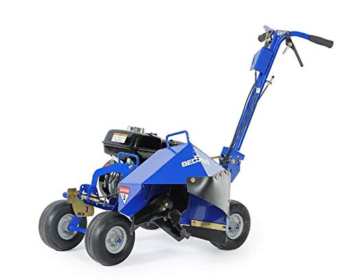 Bluebird Turf Products BB650H + Cable Layer Bed Edger, Blue