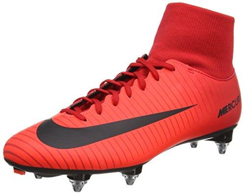 Vi NIKE Footbal Df 's Mercurial Men Red Victory University Crimson Red Shoes Black Sg bright 616 HxrSxIqw