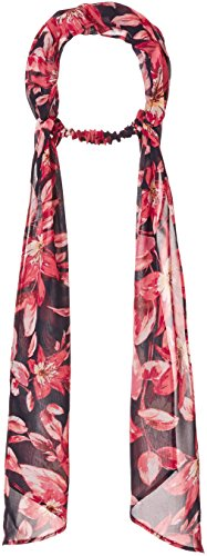 Beautiful Nomad Women's headband Hair Wrap with Floral Print Chiffon