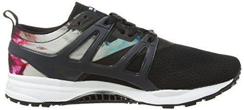 Reebok Ventilator Adapt Graphic Damen Sneakers Grau (Gravel/Black/White)