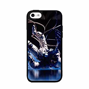Astronaut In Space - 2-Piece Dual Layer High Impact Phone Case Back Cover (iPhone 4/4s)
