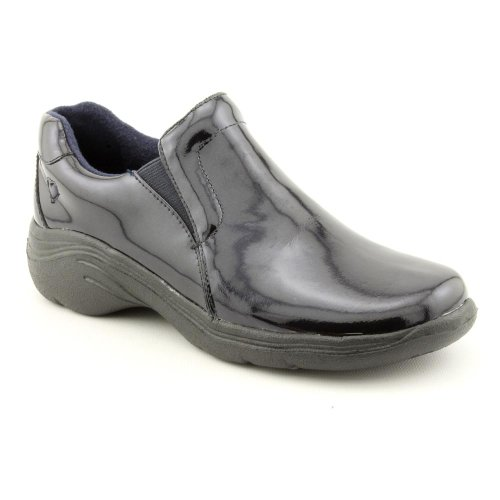 Nurse Mates Women's Dove Metallic Navy Patent
