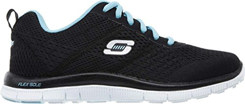 Appeal Choice Outdoor bleu Noir Obvious Femme Skechers Multisports Flex zOSxWqwa