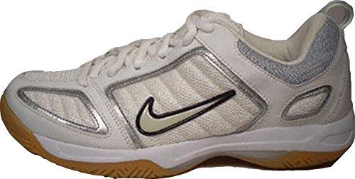 Nike Multi Court 8324754111blanco de plata de color azul tamaño euro 38/US 7/UK 4,5/24cm