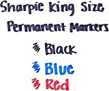 Sharpie 15001 Box of 12 Sharpie King Size Chisel
