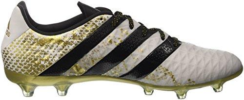 White Metallic Black Chaussures Homme Ftwr Blanc Football de 2 Ace FG Core adidas 16 Gold wq7H4vvZ
