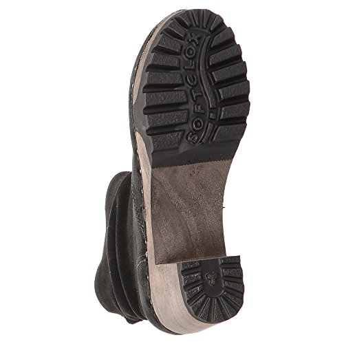 schwarz Softclox Damen S3238 Ophelia Stiefeletten 03 Schuhe AqzSqrcC