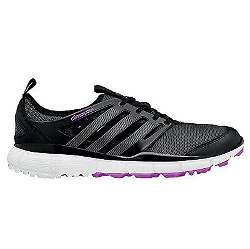 Adidas Women's W Climacool II Golf Shoe, Core Black/Iron ...