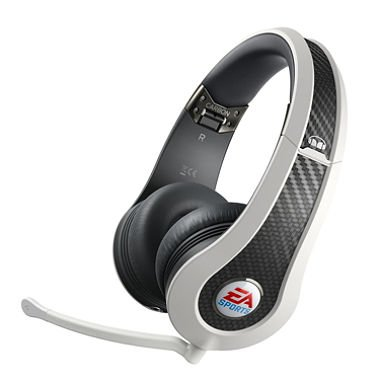 MVP Carbon Monster EA Sports Ultra-High Definition Gaming Headphones for XBox, PS3, Wii and PC