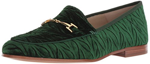 Emerald Sam Loafer Women's Velvet Loraine Edelman IgFxYg