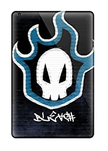 Premium Bleach Back Cover Snap On Case For Ipad Mini