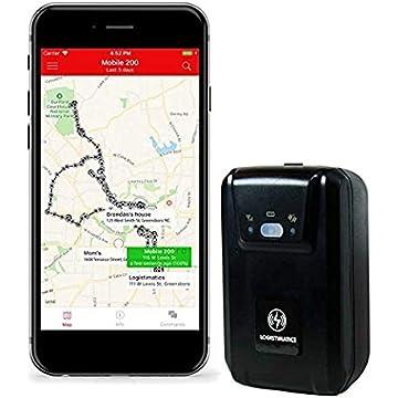 mini Logistimatics Mobile-200 GPS Tracker with Live Audio Monitoring