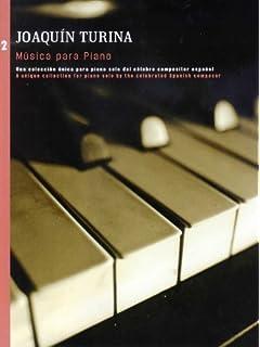 Musica Para Piano 2 (Spanish Edition)