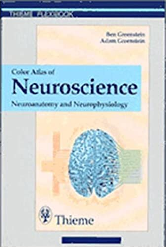 color atlas of neuroscience neuroanatomy and neurophysiology 9783131081711 medicine health science books amazoncom - Neuroanatomy Coloring Book