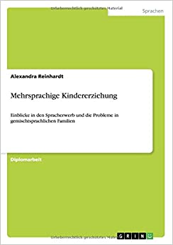 Book Mehrsprachige Kindererziehung