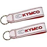 Moto Discovery Kymco cordón Llavero Doble Cara (1 Pieza ...