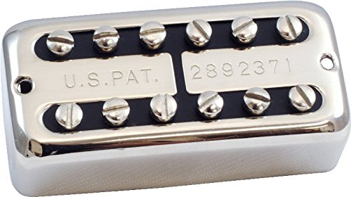 Pickup, Gretsch Filtertron bridge, chrome