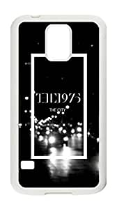 The 1975 Case for Samsung Galaxy S5 I9600,The City - The 1975 phone Case for Samsung Galaxy S5 I9600.