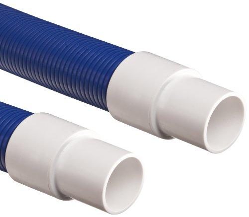 "Flexaust Genesis STM Polyethylene Duct Hose, Blue, 2"" ID,..."