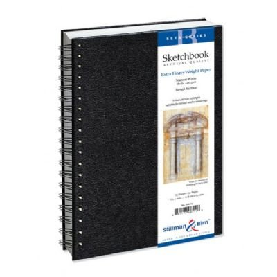 Stillman & Birn SBW300710 Beta Series 7 x 10 Wirebound Sketchbook