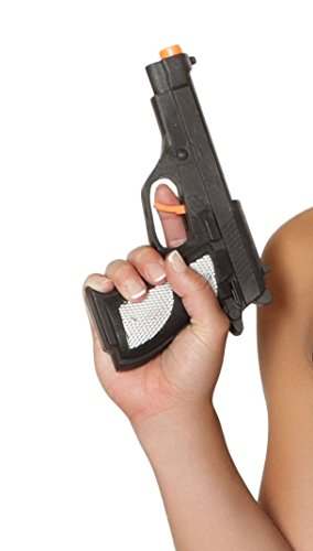 Single Toy Gun Costume Accessory -