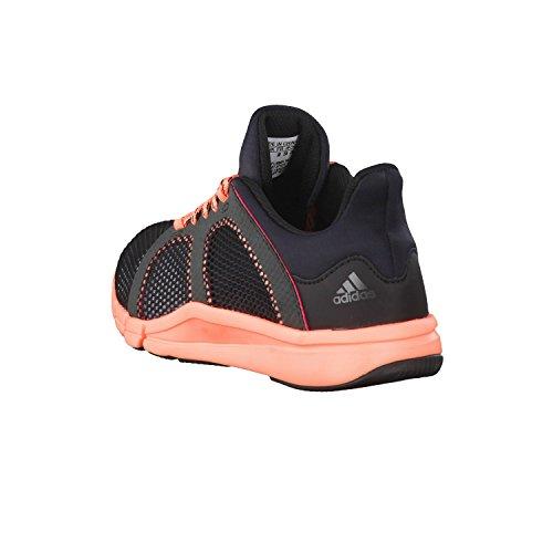adidas Performance Damen Fitnessschuhe schwarz/apricot