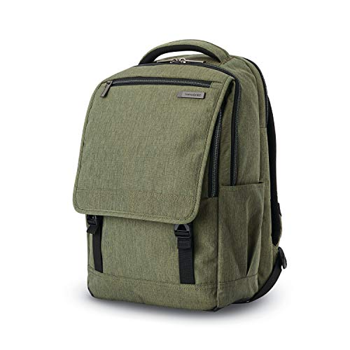 41oQwJa5gBL - Samsonite Modern Utility Paracycle Backpack Laptop, Olive, One Size