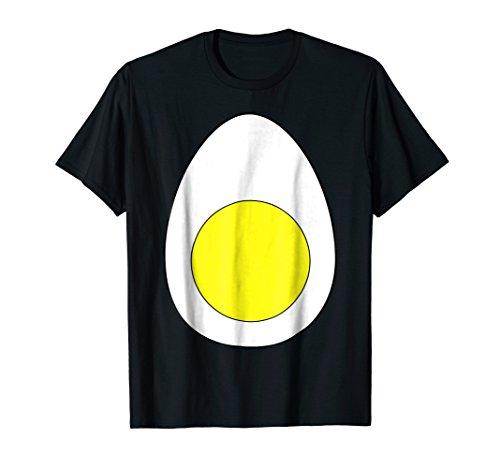 Hard Boiled Deviled Egg Funny Halloween T-Shirt]()