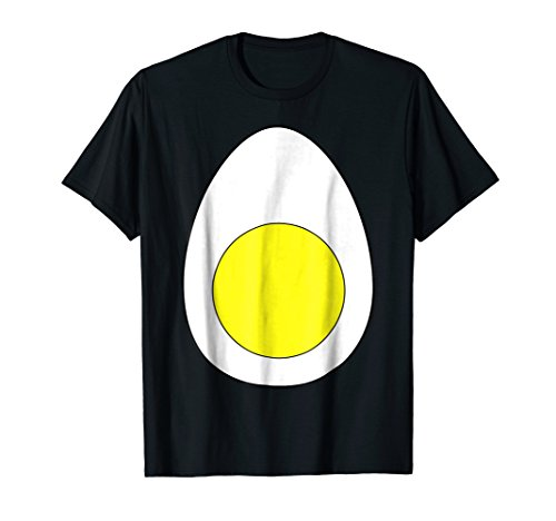 Hard Boiled Deviled Egg Funny Halloween -