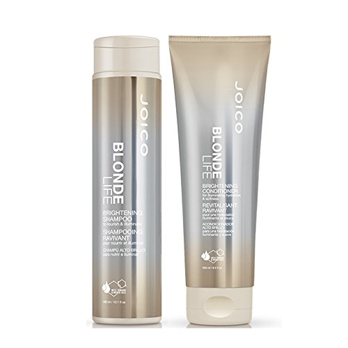 Joico Blonde Brightening Shampoo Conditioner product image