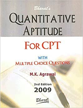 Amazon in: Buy Quantitative Aptitude for CPT (Mathematics
