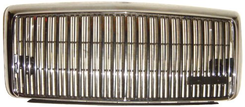 (OE Replacement Lincoln Town Car Grille Assembly (Partslink Number)