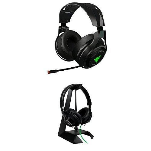 RAZER ManO'War Wireless 7.1 Surround Sound Gaming Headset...