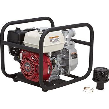 NorthStar Semi-Trash Water Pump with 2 Ports, 10,010 GPH, 5/8 Solids Capacity, 160cc Honda GX160 Engine