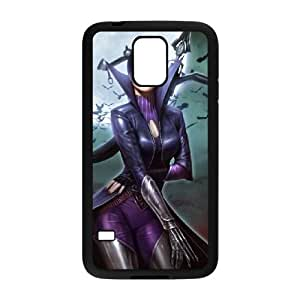 Vayne league of legends Samsung Galaxy S5 Cell Phone Case Black Delicate gift JIS_422482