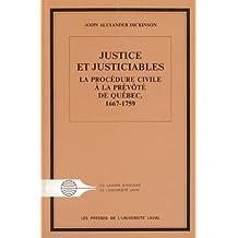 Justice et justiciables