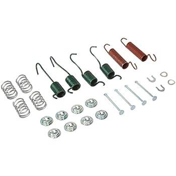 Carlson Quality Brake Parts 17389 Drum Brake Hardware Kit