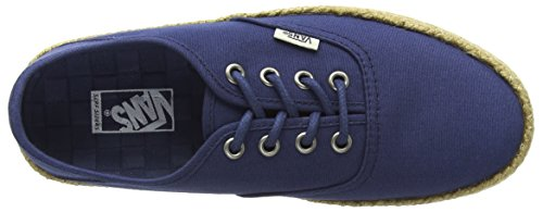Donna Ginnastica Esp Vans Blu Authentic Basse Ensign da Blue Scarpe nwaxAqOY
