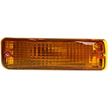 DAT 93-98 TOYOTA T100 PICKUP FRONT SIGNAL LIGHT ASSEMBLY IN THE BUMPER RIGHT PASSENGER SIDE TO2531118