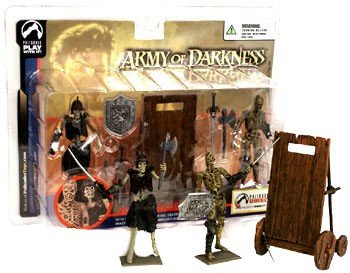 Army of Darkness Deadite Army Builder Pack Action - Darkness Palisades Army