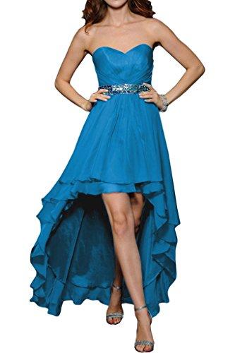 Promkleid Blau Guertel Lo Steine Fashion Ivydressing Partykleid Herzform Abendkleid Hi Damen Festkleid 8x7HgqnwF